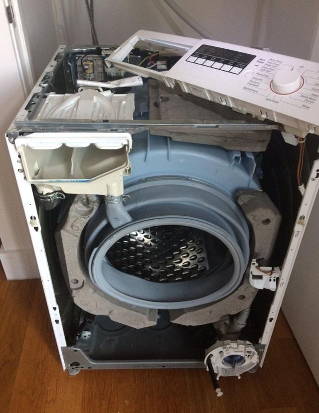 BAOHANH24H có thể khắc phục mọi lỗi hỏng của máy giặt Electrolux