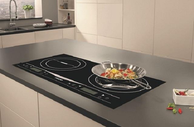 Cách mở những tính năng khóa an toàn trên bếp từ