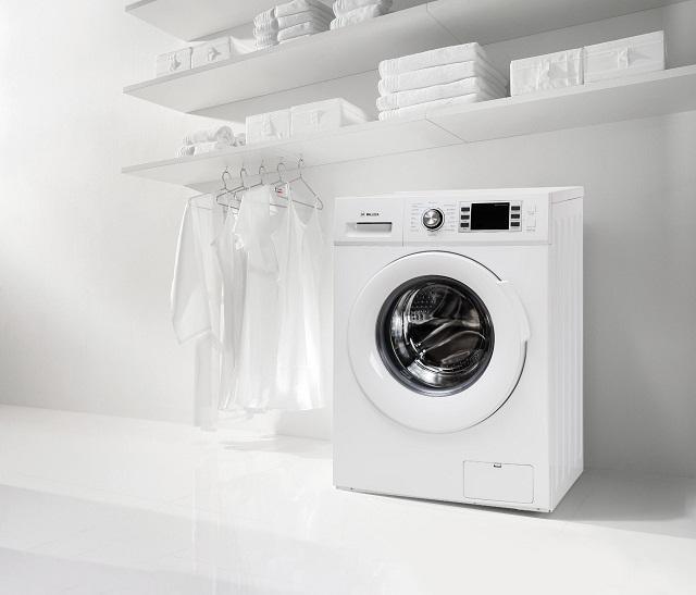 Máy sấy quần áo tạo tiếng ồn lạ khi đang hoạt động