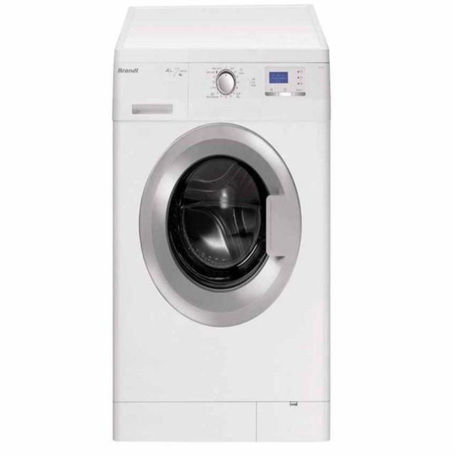 Máy giặt Brandt và những lỗi hỏng không nên xem thường