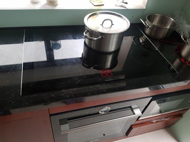Nguyên nhân làm bếp từ SIEMENS xuất hiện mã lỗi E