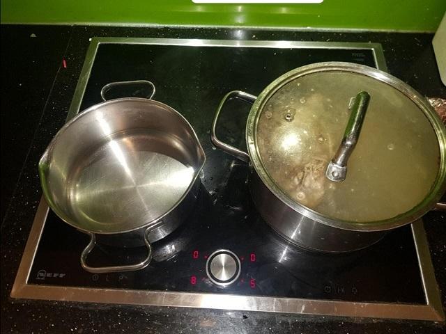 Sửa bếp từ Neff lỗi E6