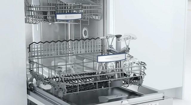Máy rửa bát BOSCH sở hữu những ưu điểm nổi bật
