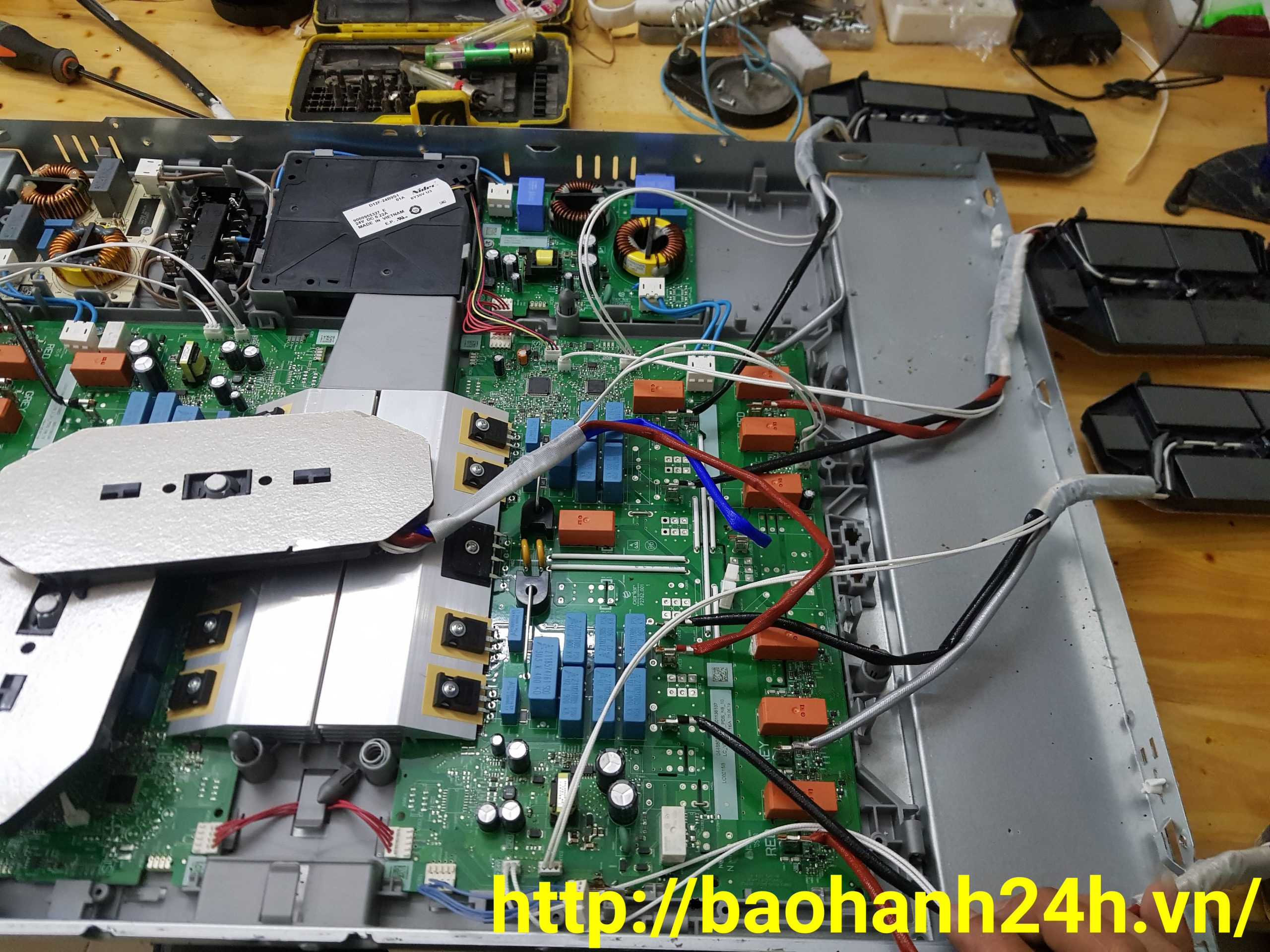 Baohanh24h - Địa chỉ sửa chữa bếp điện từ uy tín tại Hà Nội